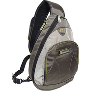 Northwall Sling Bag Green/Tan - National Geographi