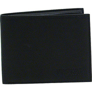 Cash Crop Passcase Wallet - Black