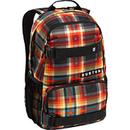 Treble Yell Majestic Black Plaid - Burton Laptop B