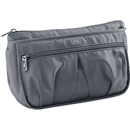 Life Parasail Ripple Cosmetic Case - Fog