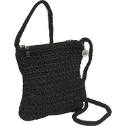 Classic Crochet Mini Crossbbody - Cross Body