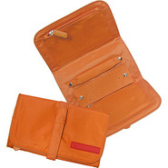 Jewelry Roll Orange - pb travel Packing Aids