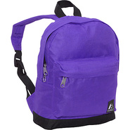 Junior Backpack Dark Purple / Black - Everest Scho
