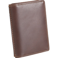 Casual Bifold Card Case - Antique