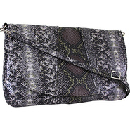 Regal Snake Jolene Shoulder Fig - Lodis Leather Ha