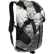 Kampus Duffle 18  Laptop Backpack Black/Silver - S
