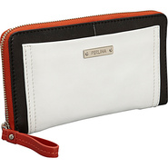 Pocket Wallet White - Perlina Ladies Small Wallets