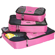 Packing Cubes - 3pc Set - Peony
