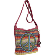 Casual Classics Crossbody Gypsy Stripe Peace - The