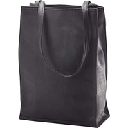 Lunch Box Tote - Vachetta Black
