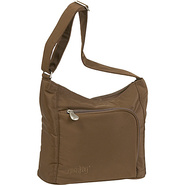 Willow Microfiber Handbag - Shoulder Bag