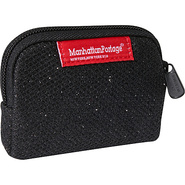 Midnight Coin Purse Black - Manhattan Portage Ladi