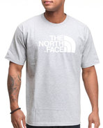 Men Half Dome Tee Grey Large
