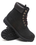 Men Timberland Icon 6  Premium Boots Black 9.5