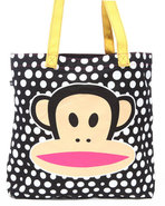 Women Paul Frank Junior Pop Love Tote Bag Black