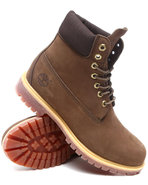 Men Timberland Icon 6  Premium Boots Olive 11.5