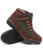 Men Timerland Icon Field Boots Brown 14