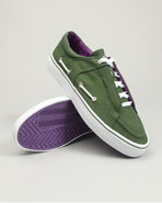 Men Luchese Sneaker Green 11.5