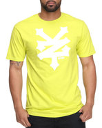 Men Crackerjack Tee Lime Green X-Large