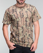 Men Smokey Branch Camo T-Shirt Camo Xx-Large