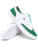 Men Defeo Lowtop Sneaker Green 13