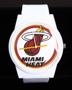 Men Miami Heat Flud Watch