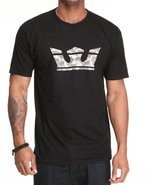 Men Icon Tee Black X-Large