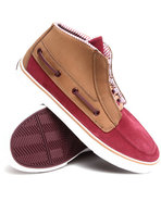 Men Gilligan Mid Vlc Sneakers Maroon 8.5