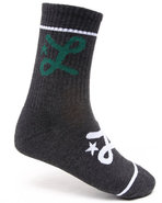 Lrg Men Core Collection One Stripe Crew Socks Blac
