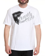 Men Boh Family Tee Black X-Large