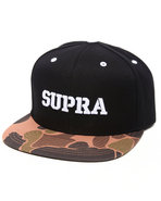 Men Mark Starter Snapback Cap Multi