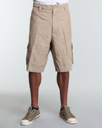 Men Rothco Cargo Shorts Khaki Xx-Large