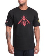Men Ssur Stinger Tee Black Small