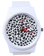 Men Pantone Watch Animal Print