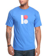 Men Original Tee Blue Small