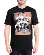 Hall Of Fame Men Knock Out 4.0 Tee Black X-Large