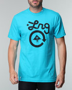 Lrg Men Core Collection Ten S/S Tee Teal Small