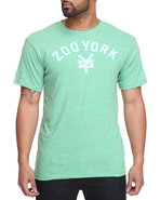 Men Immergruen Tee Green Small