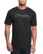 Men Slasher Tee Black Medium