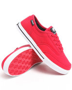 Men Stray Sneakers Red 10