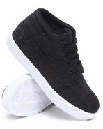 Men Roc The Boat Sneakers Black 8.5