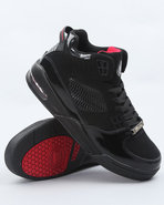Men Aero Mid Athletic Sneaker Black 9