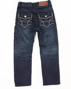 Boys Premium Jeans (4-7) Indigo 6
