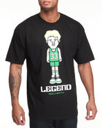 Men Legend T-Shirt Black X-Large