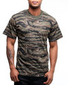 Men Tiger Stripe Camo Tee Camo Xx-Large