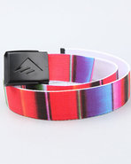 Men Mexico Belt Multi