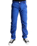 Men Chino Pant Blue 32