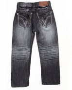 Boys Premium Jeans (4-7) Grey 7