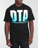 Dta Men Slap Gun Store Tee Black X-Large