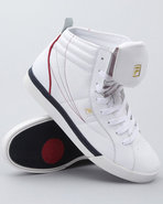 Men 75 Fitness Hightop Sneaker White 11.5